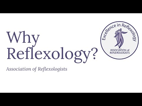 Why Reflexology?