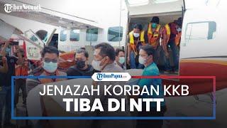 Jenazah Warga Sipil yang Ditembak KKB Tiba di NTT, Keluarga Baru Tahu Sehari sebelum Kedatangan