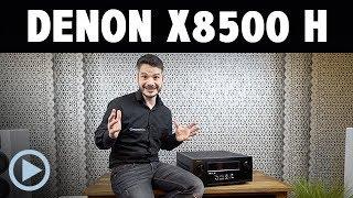 DENON X 8500 H - 13 Kanal AV-Receiver mit Dolby Atmos, DTS:X & Auro-3D. Vorstellung / Test