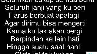 Ecko Show Feat Arlida Putri | Karna Su Sayang | Lyrik
