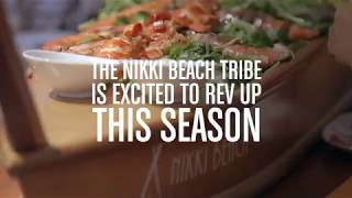 Nikki Beach Versilia  New Season 2018