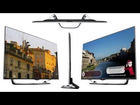 LG 55LA8600 Review