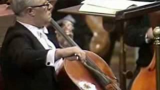 Rostropovich, Groves - Dvorak cello concerto (mvt 3 )