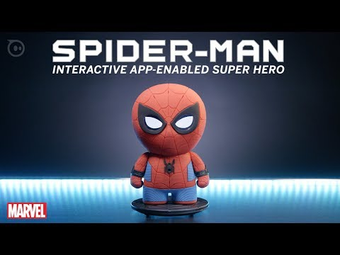 Spider-Man Interactive App-Enabled Super Hero by Sphero