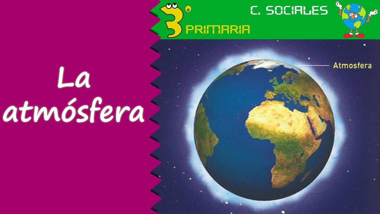 Ciencias Sociales. 3º Primaria. Tema 7. La atmósfera