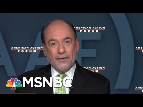 Fmr. CBO Director: 'Good Jobs Report' Doesn't Change 'Racial Issues' At Hand | MTP Daily | MSNBC