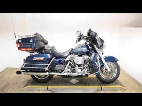 2001 Harley-Davidson Ultra Classic in Wauconda, Illinois - Video 1