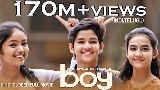Boy Movie Hindi Dubbed | Nuwe Suid-film | Amar Viswaraj | | Lakshya Sinha | sahiti