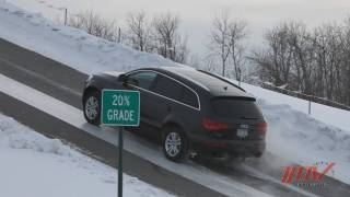 2010 Acura Winter Test Experience