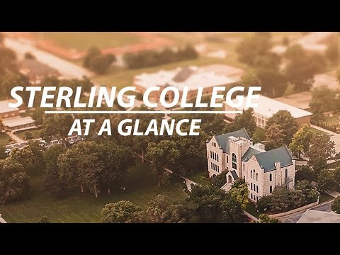 Sterling College - video