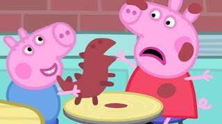 Peppa Pig Full Episodes | Pottery | Cartoons for Children
