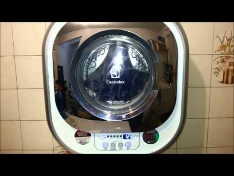 Lavadora Electrolux Mini Silent 3 kg (LFE03) - Ciclo Rápido