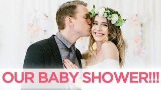 LAST MINUTE BABY SHOWER?!   Acacia & Jairus