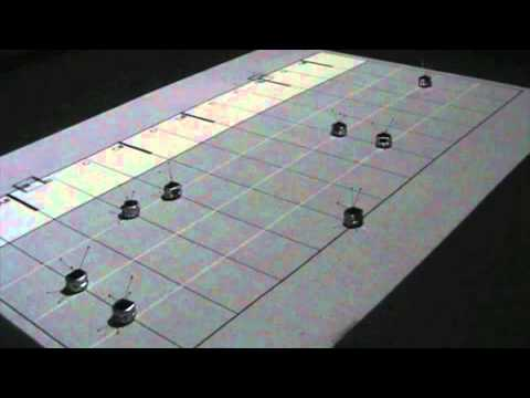 Watch This Adorable Horde Of Intelligent Swarm Robots Play Piano