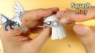 Type: Null  - (Pokémon) - Pokémon Clay Art: Silvally Normal-type Legendary Pokémon!!