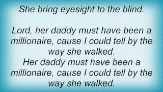 Aerosmith - Eyesight To The Blind Lyrics