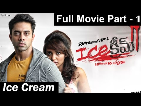 Download Ice Cream Full Movie || Part 1/2 - Navdeep, Tejaswi Madivada HD Mp4 3GP Video and MP3