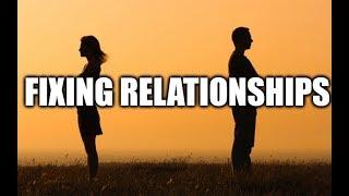 Jordan Peterson: Fixing relationships