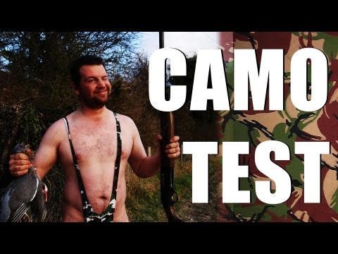Fieldsports Britain – Mark Gilchrist on camouflage + George Digweed on long shots