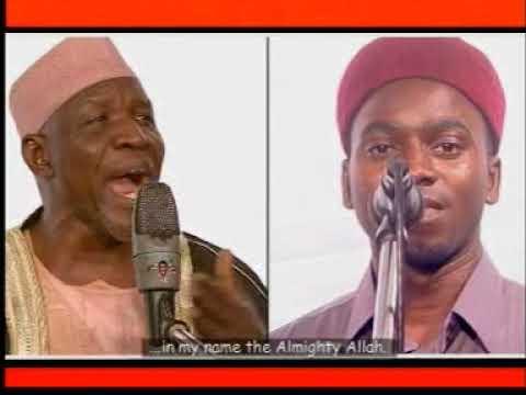 AGA ADANWO - Fadeelat Sheikh Muyideen Ajani Bello