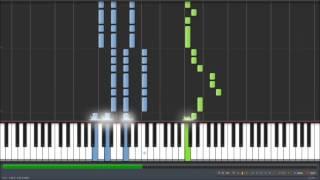 The Cat Returns - Kaze Ni Naru [Piano Synthesia] [Sheet DL]