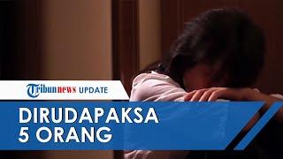Gadis 18 Tahun di Jatim Diperkosa 5 Pria dan Direkam, Videonya Viral Sampai ke Orangtua Korban