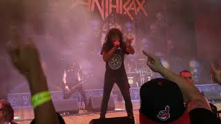 Anthrax - I Am The Law Live 2018