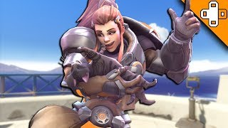 Brigitte LOVES Cats! Overwatch Funny & Epic Moments 613