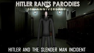 Hitler and the Slender Man incident