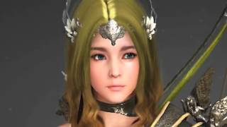 SEXIEST GAME CHARACTER EVER!   Black Desert Character Creation