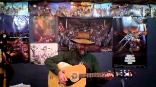 Highway in the Wind, Arlo Guthrie , cover