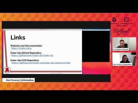 Cloud Native Live: Leveling Up Kubernetes with kube-vip