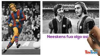 Johan Neeskens - Goles Y Leyendas