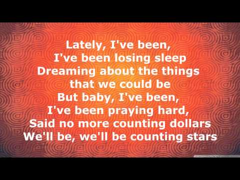 OneRepublic - Counting Stars [Lyrics] Mp3