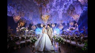 Ej & Thaddymae SDE Wedding Event Styling