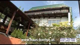 preview picture of video 'Gumpoldskirchen Pension Haus Böhm www.haus-boehm.at'