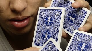 I bet I can fool you with this magic trick... ASMR