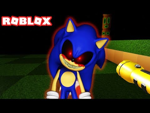 Survive sonic exe in area 51 roblox
