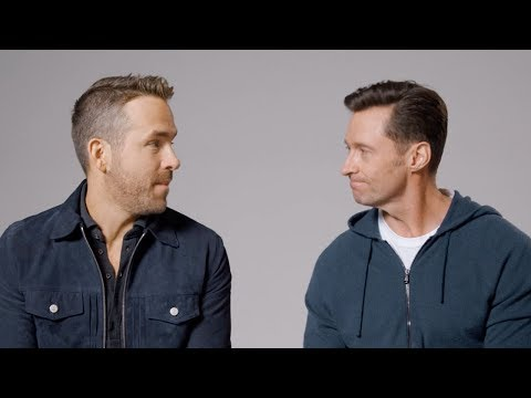 Truce - Ryan Reynolds & Huge Jackman