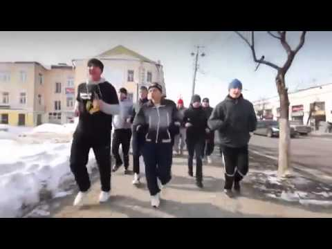 Рэп про спорт (видео)
