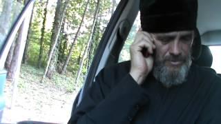 Пьяный в хлам священник ... Ялта ... Крым ...