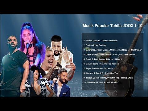 Popular song 2018   hits joox