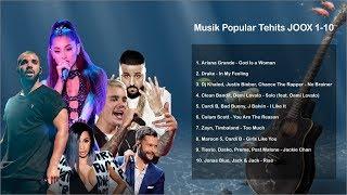 Gambar cover Popular Song 2018 - Hits JOOX