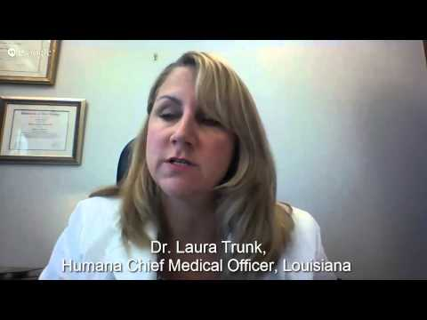 Humana's Dr. Lana Trunk talks hurricanes tips for elderly, chronic health problems