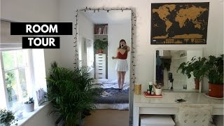 ROOM TOUR | How-to style a small room
