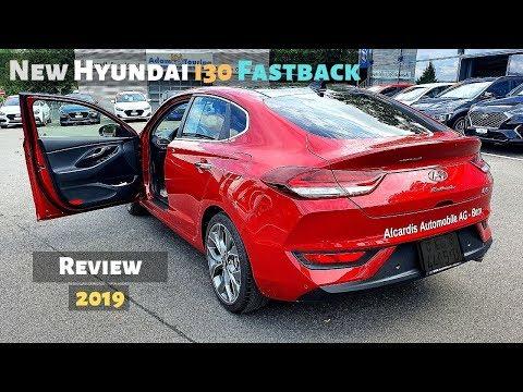 New Hyundai i30 Fastback Vertex 2019 Review Interior Exterior