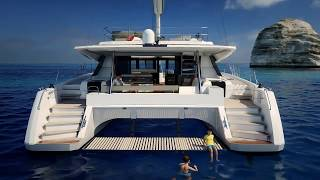 New Power Catamarans for Sale 2021 Fountaine Pajot 59