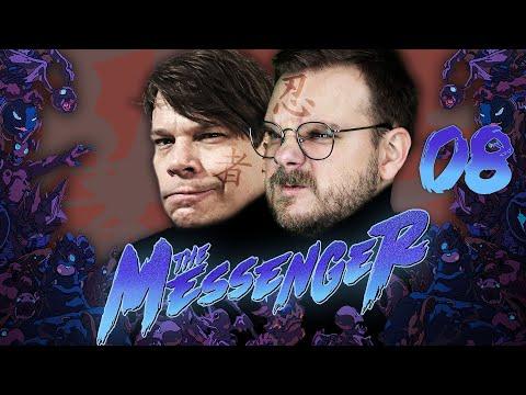 Geschicklichkeitslevel: Wütender Stein | The Messenger mit Etienne & Colin #08