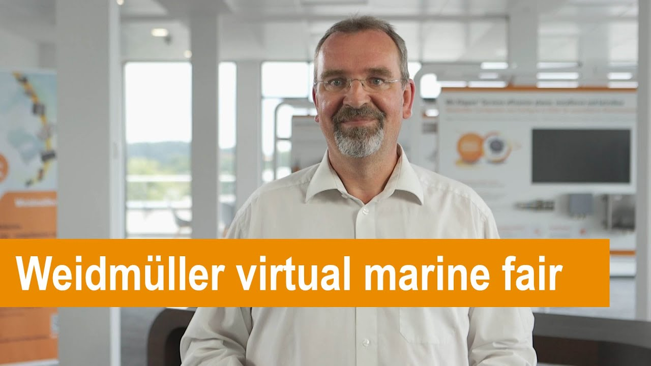 Highlights virtuele maritieme beurs
