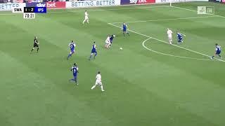 Swansea possession football under Graham Potter